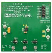 提高极低压差稳压器输出电流,实现均匀散热的并联设计