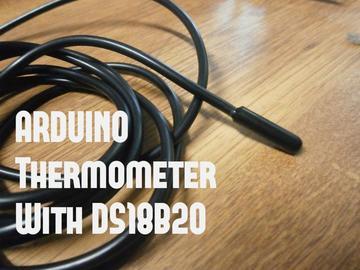 基于Arduino的数字温度计