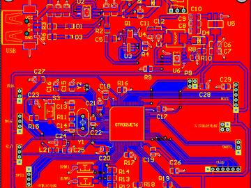 基于STM32F103VET6智能家居设计方案