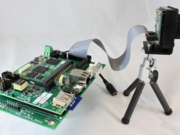基于赛灵思Spartan 6 FPGA的机器学习视觉硬件电路设计