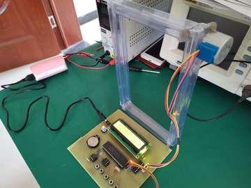 基于51单片机智能语音控制(LD3320)窗帘电路方案设计(原理图+源码+pcb+参考文档)