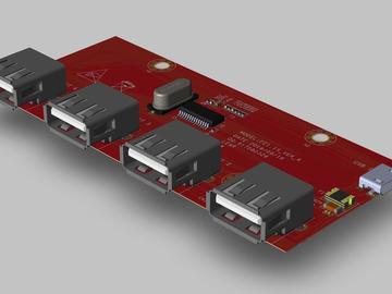 高速通信首选,十个USB接口经典案例轻松实现即插即用