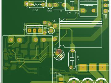 65W低成本小体积可控电源电路设计方案(已经过EMI测试)