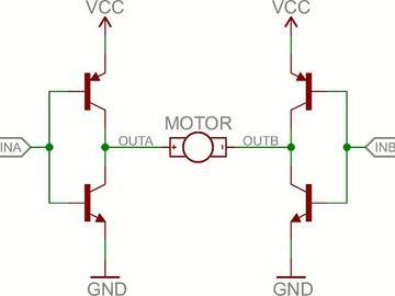 三极管开关电路图详解:8种经典的晶体管开关