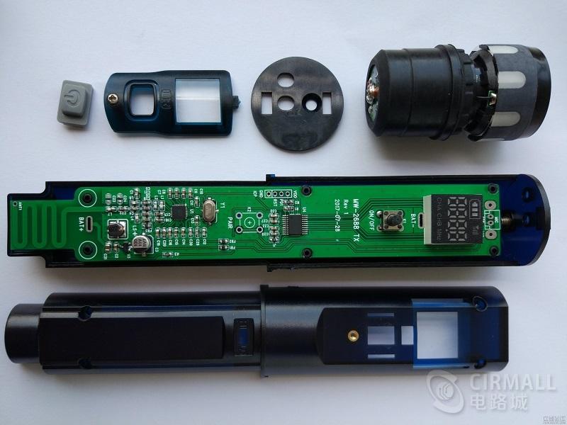 无线麦克风音频发射与接收电路及PCB设计