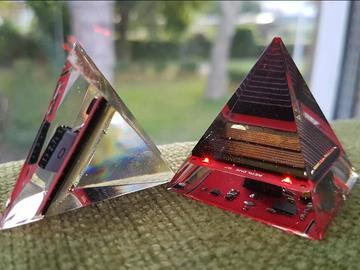 设计太阳能收集闪烁小工具