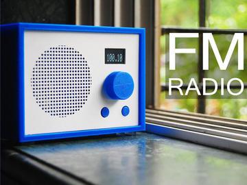 基于Arduino 的FM 调频收音机