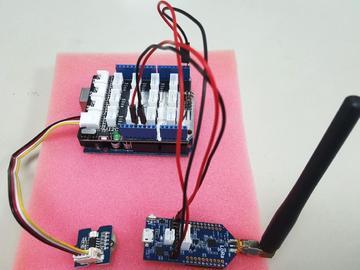 基于Semtech SX1276之LoRa 安全出行紫外线监测方案