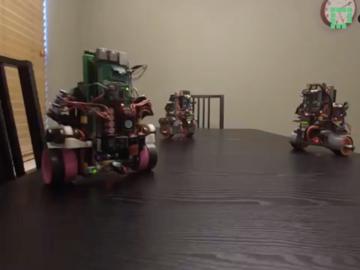 基于樹莓派的Bobble-Bot智能機器人電路設計
