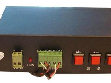 基于RS-485总线方式实现视频字符叠加器的设计方案