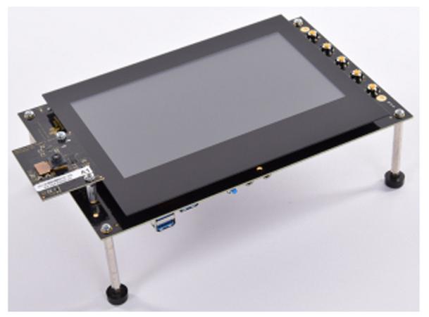 嵌入式3D 扫描仪机器视觉检查解决方案