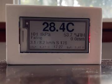 天气变化莫测,9个小型气象站方案帮你监测