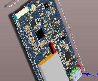 太阳能无线环境传感器VT2
