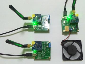稳定可靠的8个温湿度监测电路方案