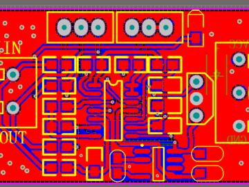 电流转电压模块4-20mA转0-3.3/5V/10V/15V转换变送器( 原理图PCB源文件 )