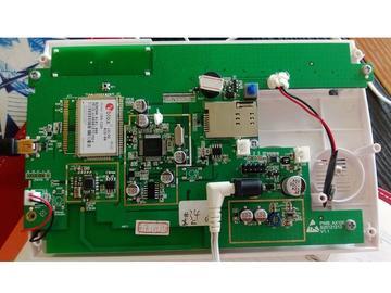 基于Nuvoton NUC100RE3AN 3G无线报警器方案