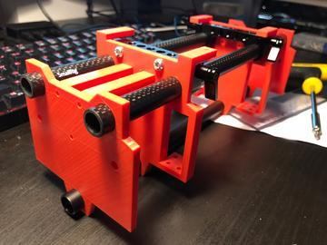利用ROS(机器人操作系统)实现的高动态四足机器人