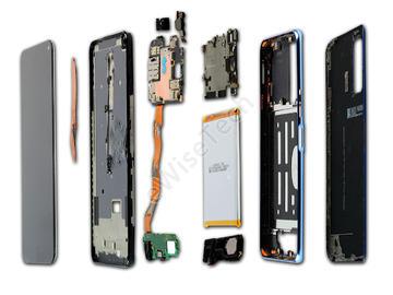 E拆解:iQOO Z1x,中端级别的5G手机,成本控制的惯用套路?