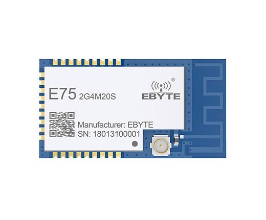低功耗、高性能型 ZigBee 模塊E75-2G4M20S相關資料分享