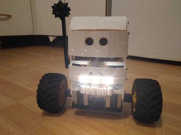 外国大神教你制作Android控制的自平衡机器人