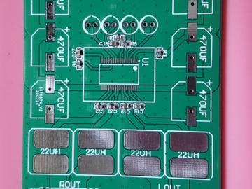 tpa3116功放板设计方案