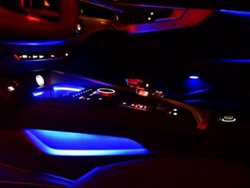 Lumissil RGB氛围灯驱动芯片解决方案,实现完美的人机互动未来可期