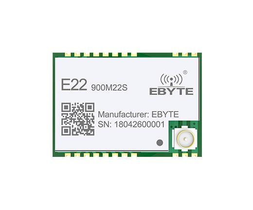 低功耗無線模塊E22-900M22S資料,多調制方式滿足更多需求