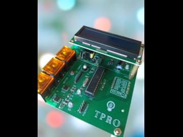 基于ATmega328P的电力监控系统