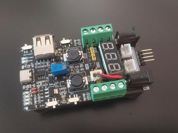 用于微控制器的便携式电源