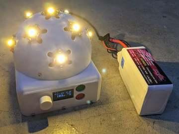 DIY便携式LED灯