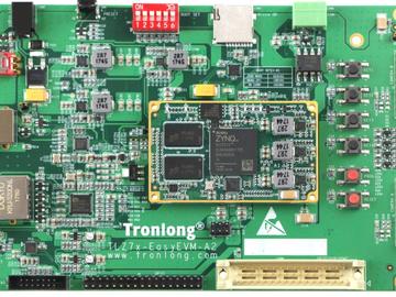 带你玩转这颗强大的SoC—创龙TLZ7x-EasyEVM Zynq7020开发板评测(硬件篇)