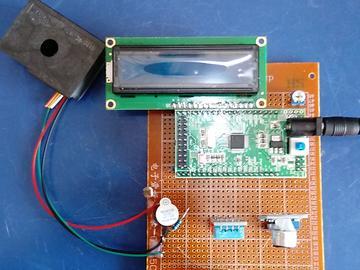 基于STM32单片机的卧室环境参数仪设计--DHT11-蓝牙-PM2.5-(电路图+程序源码)