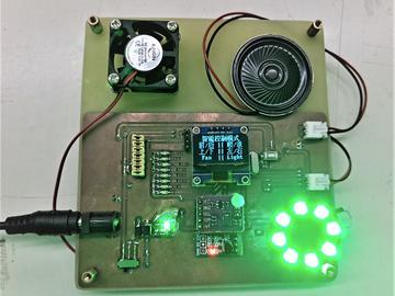 基于STM32的手势识别智能家居系统设计