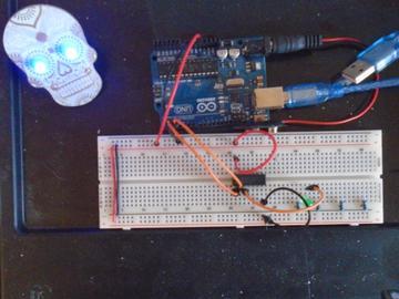 使用Arduino Uno控制数字逻辑XOR芯片