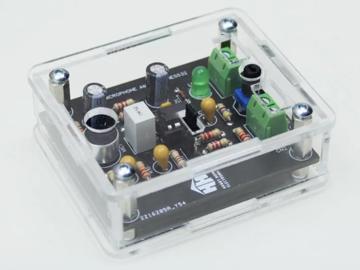 基于微电路NE5532的通用麦克风放大器