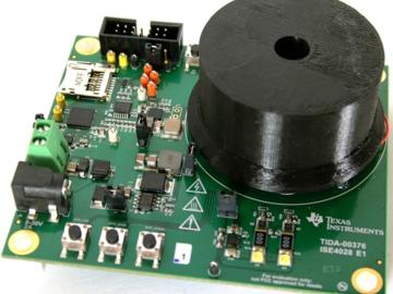 基于MSP430的压电式扬声器频闪灯通知电路设计