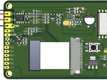 带TFT液晶显示屏,山寨白光T12电烙铁diy(开源)