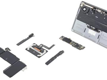 新款MacBook Air(2020款)拆解:散热片变大,整体更好拆