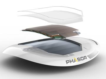 分比式电源架构助力 Phasor 实现卫星宽带信号稳定性的变革