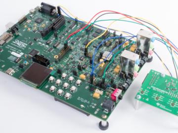 基于TMS320C5517的语音音频预处理系统电路设计