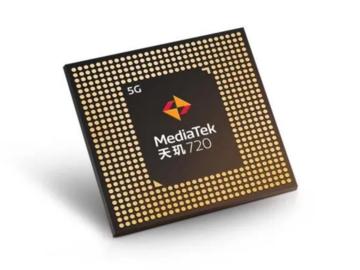 联发科发布MediaTek 5G系列芯片天玑720,助力5G高速发展