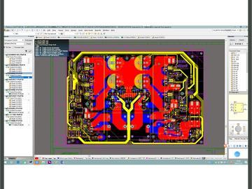 城堡系列6KW-10KW成熟UPS电源逆变器设计方案原理图PCB源代码TMS320F2809