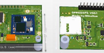 基于STC单片机的GPRS、GSM、GPS、北斗模组
