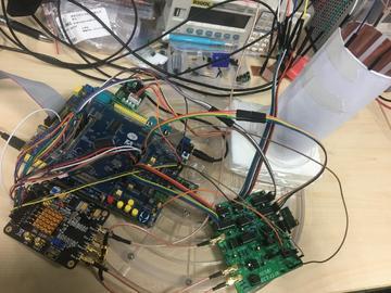 电容层析成像系统(ECT)的电路方案设计(电路图+pcb+源码+安装文件)