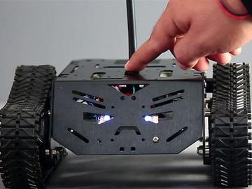 如何在家制作 DIY Arduino 手势控制机器人