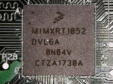 基于MIMXRT1052DLV6设计的开发板软硬件资料