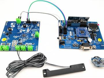 基于NXP S9KEAZ128 的跳频 PKE or RKE 无钥匙门禁系统