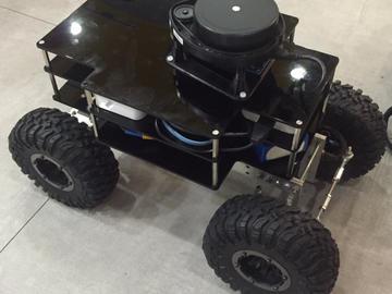 易于访问且低成本的两轮差速驱动机器人