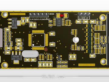 基于STM32实现的JLINKV9.4仿真器电路方案(原理图+pcb)