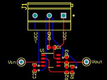 电路板布局小细节,运算放大器需要这样布局